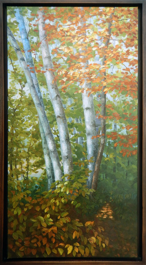 Sunny Day - Artfest Ontario - Olena Lopatina - Paintings