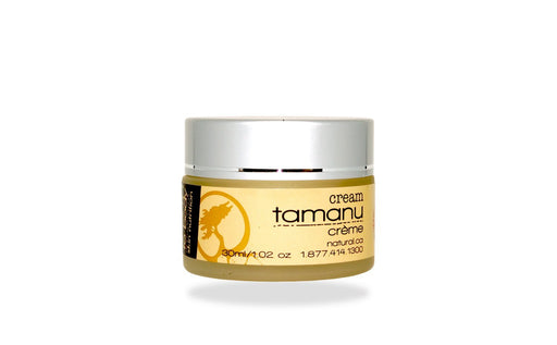 Tamanu Cream - Artfest Ontario - Earth to Body - Body Care