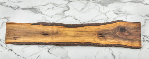 The Eyes Have It - Black Walnut Grazing Board - Artfest Ontario - Live Edged Woodcraft - woodwork
