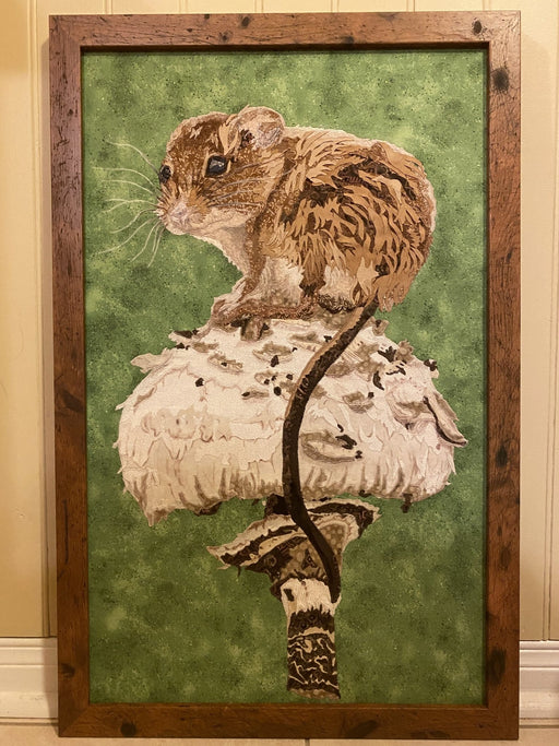 The Mouse and the Mushroom - Artfest Ontario - Tamara's Treasured Shop - Home Decor
