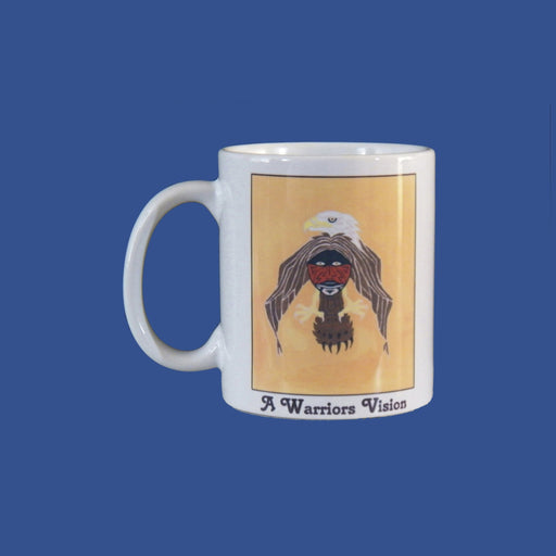 The Warriors Vision - Coffee Mugs - Artfest Ontario