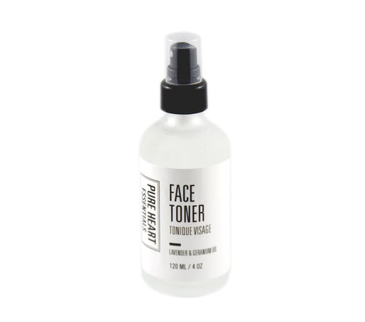 TONER (VEGAN) 120 ML - Artfest Ontario - Pure Heart Essentials - skin care