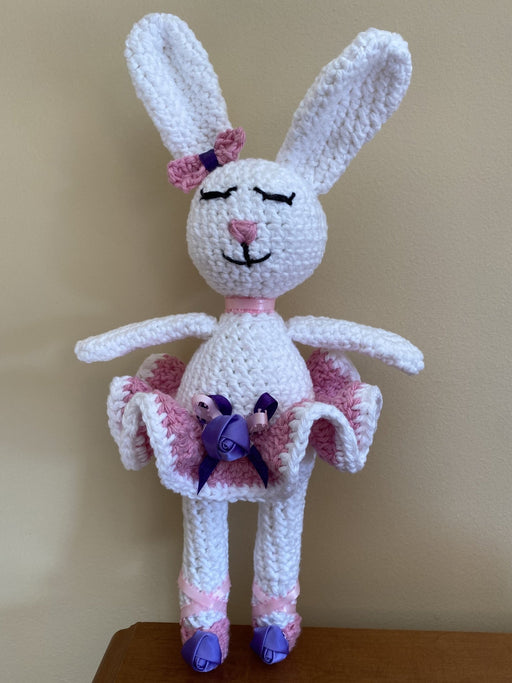 Tutu Bunny - Artfest Ontario - Tamara's Treasured Shop - Home Decor