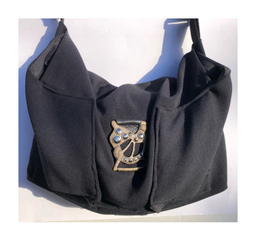 Upcycled Crossbody Bag #1830 - Artfest Ontario - Revoila Handbags - Clothing & Accessories