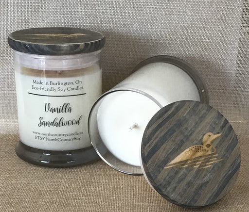 Vanilla Sandalwood - Artfest Ontario - North Country Candle - Furniture & Houseware