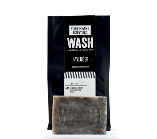 WASH – LAVENDER (VEGAN) - Artfest Ontario - Pure Heart Essentials - wash