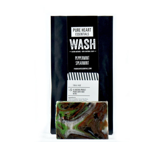 WASH – PEPPERMINT/SPEARMINT (VEGAN) - Artfest Ontario - Pure Heart Essentials - wash
