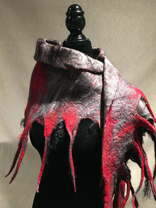 Witches - Artfest Ontario - Love to Felt Artwear - Clothing & Accessories