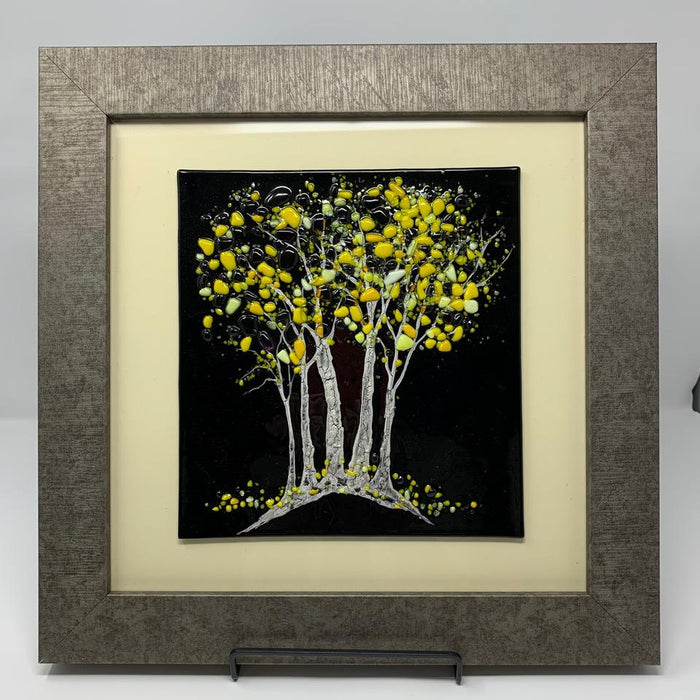 Yellow Birch Trees - Artfest Ontario
