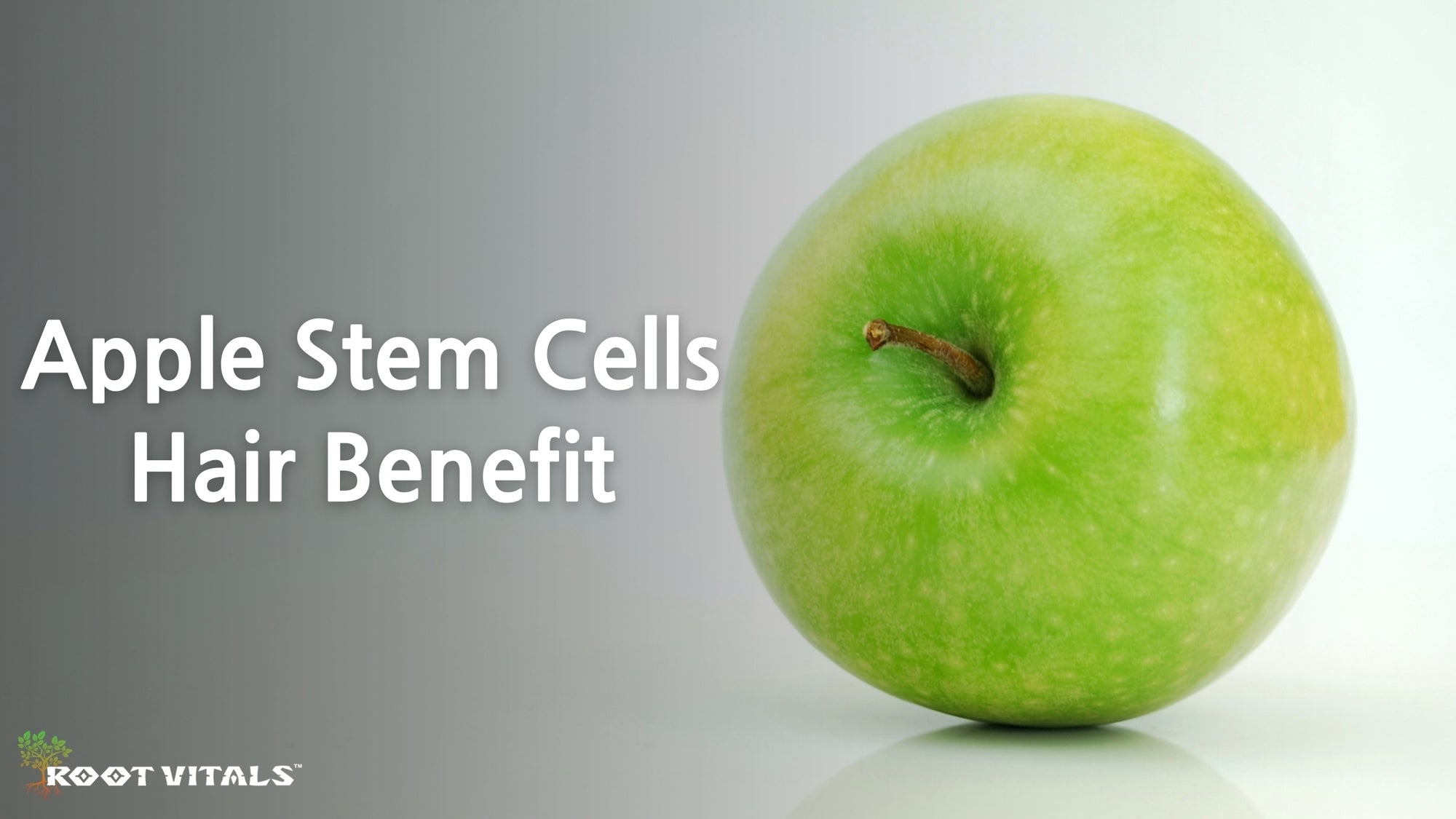 How Apple Stem Cells Can Benefit Your Hair
