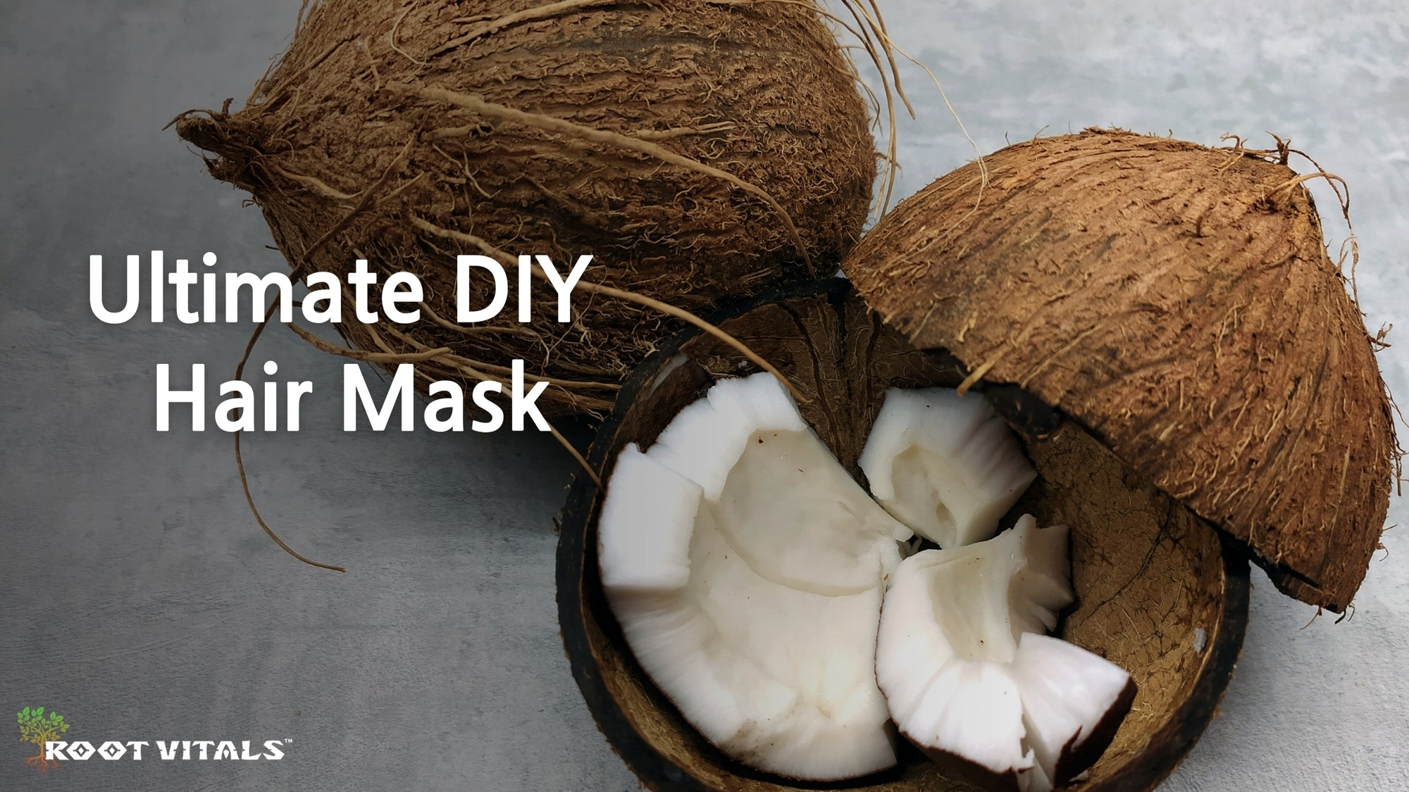 DIY Hair Mask using best natural products