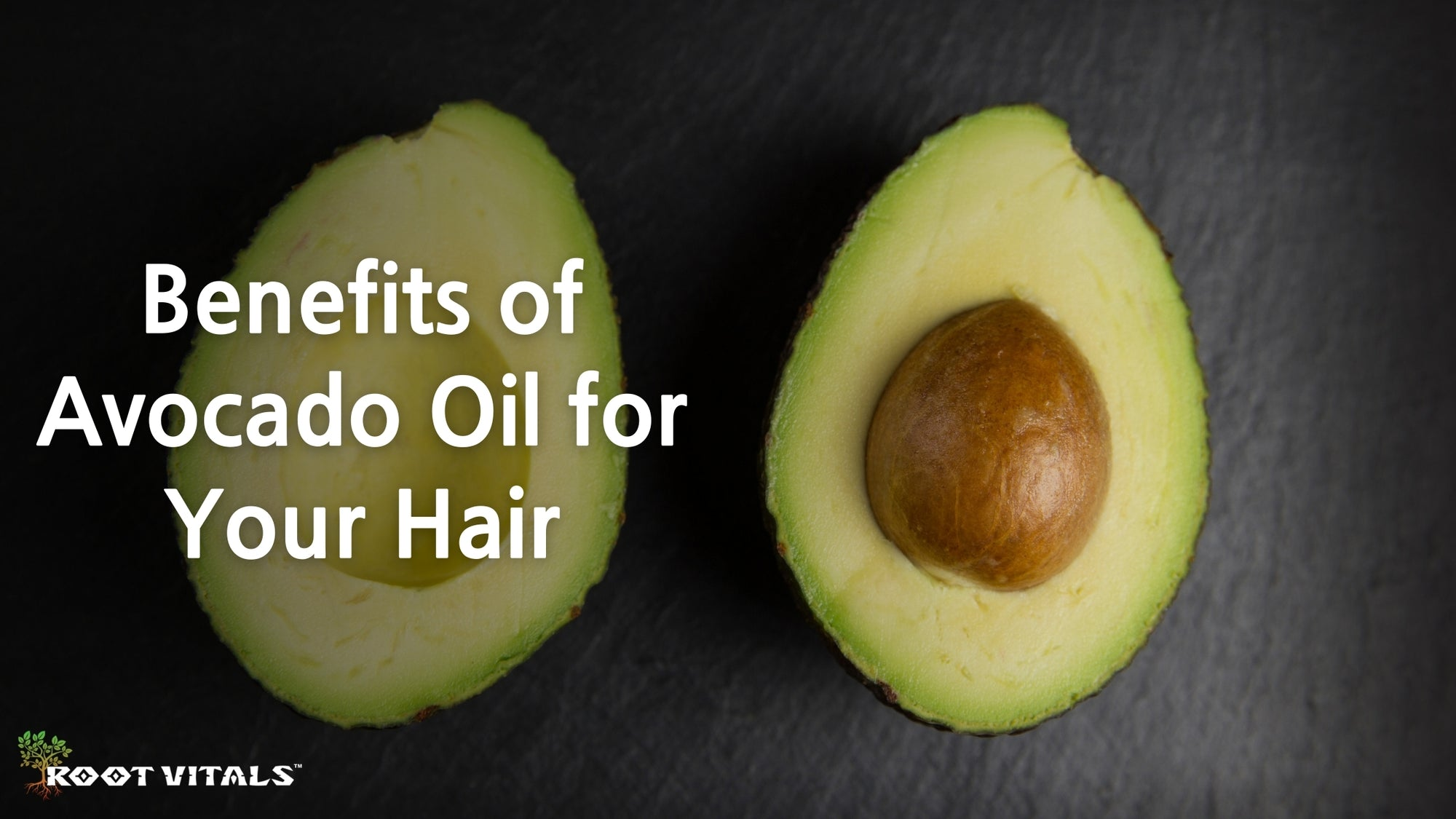 Important Benefits of Avocado Oil for Hair used as all natural hair products