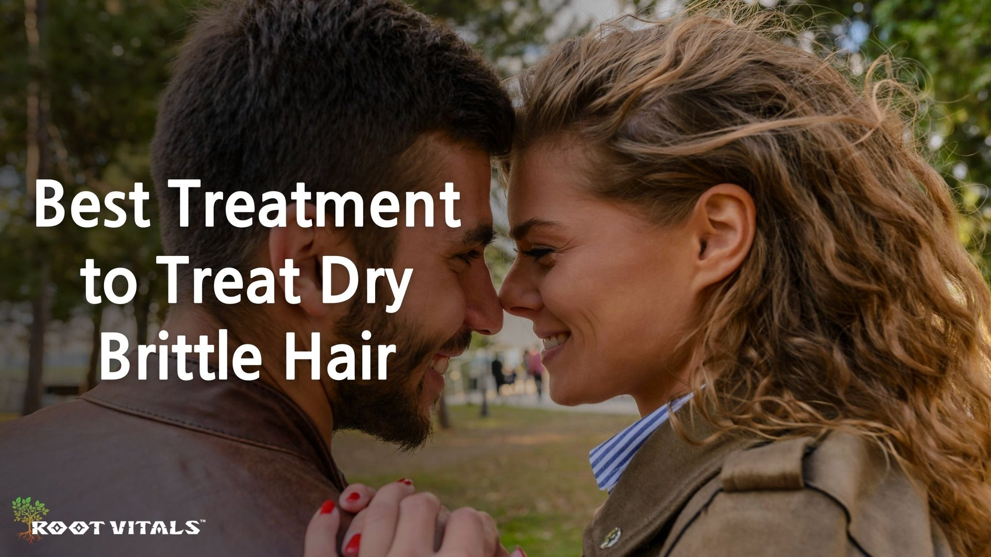 Best treatment options to treat dry brittle hair