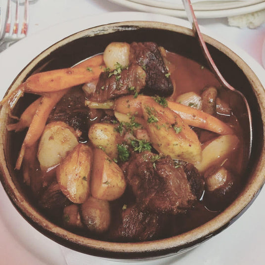 French Classic Beef Bourguignon