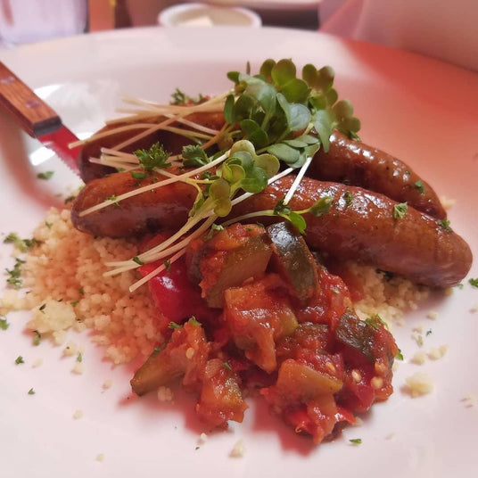 French Classic Merguez Couscous
