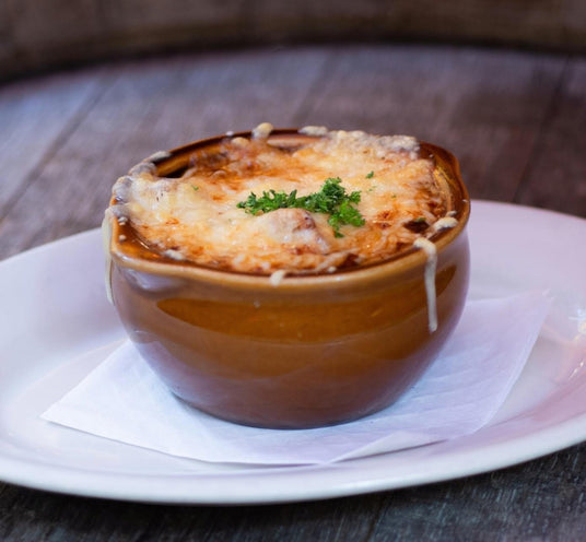 French Classic Onion Soup