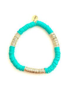 The Essential in turquoise - 6mm