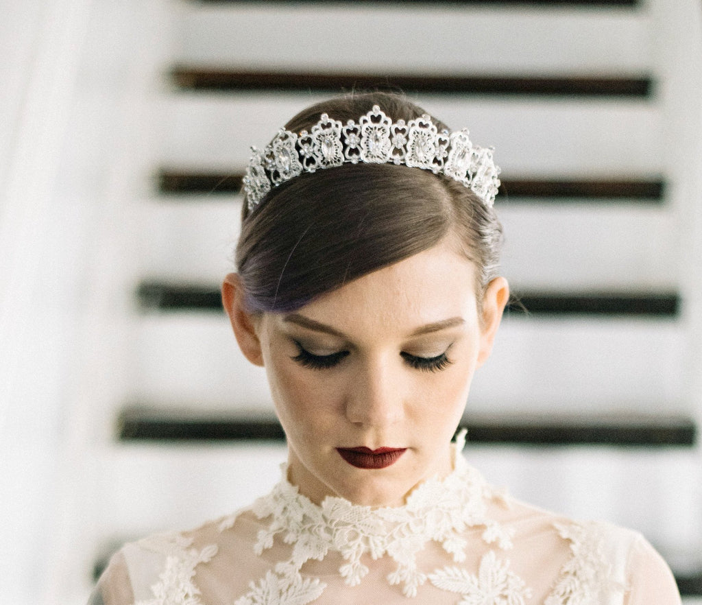 BRIDES.com - 5 of Our Favorite Etsy Shops for Bridal Hair Accessories
