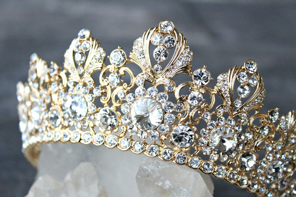 FULL CROWNS and STATEMENT TIARAS
