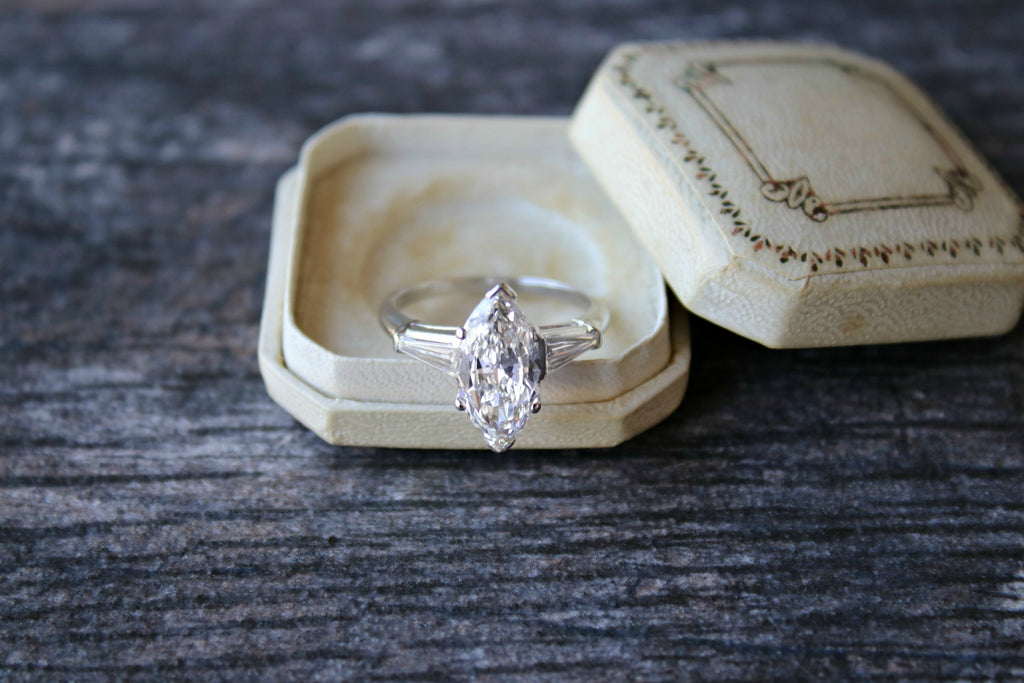 VINTAGE ENGAGEMENT RINGS  | ANTIQUE WEDDING RINGS  |   FINE JEWELRY
