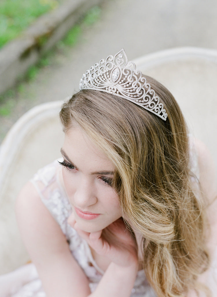 The KATELYNN Tiara