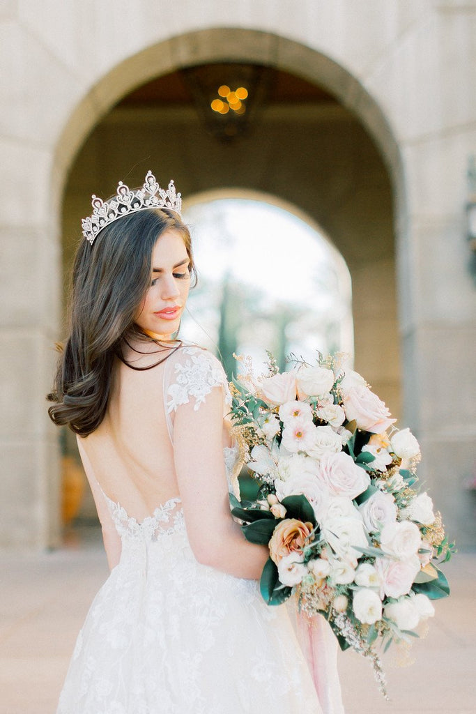 ALTHEA Bridal Crown