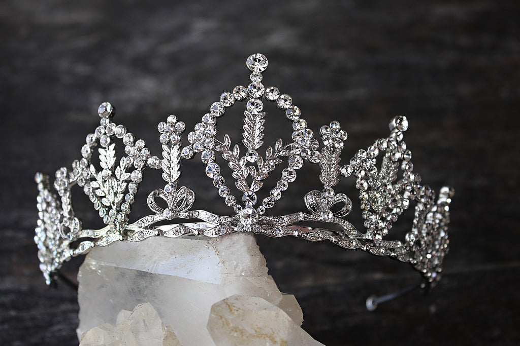 BEAUX Wedding Tiara