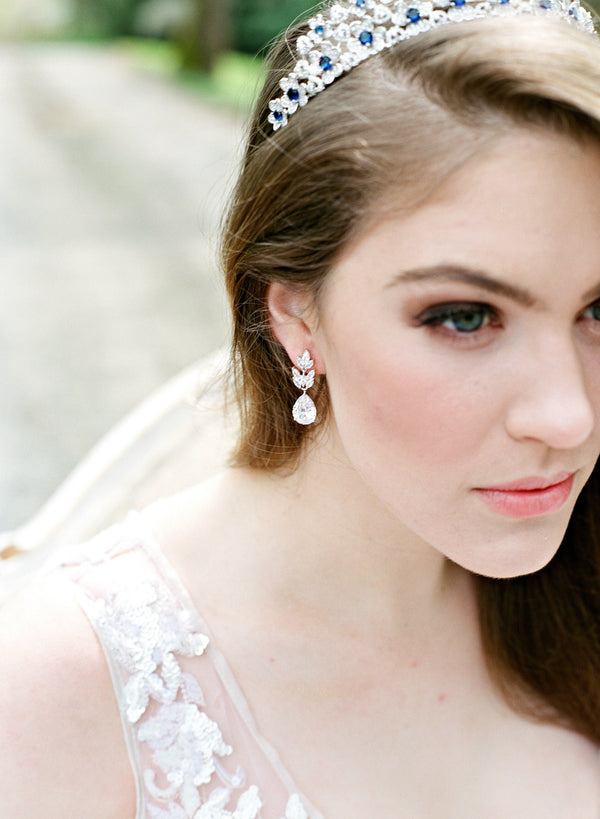 DIEDRE Bridal Drop Earrings