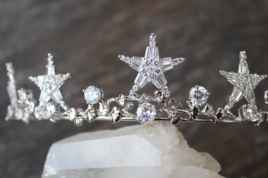 Stars Bridal Crown