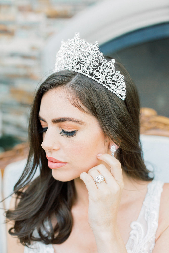 BELMONT Wedding Tiara