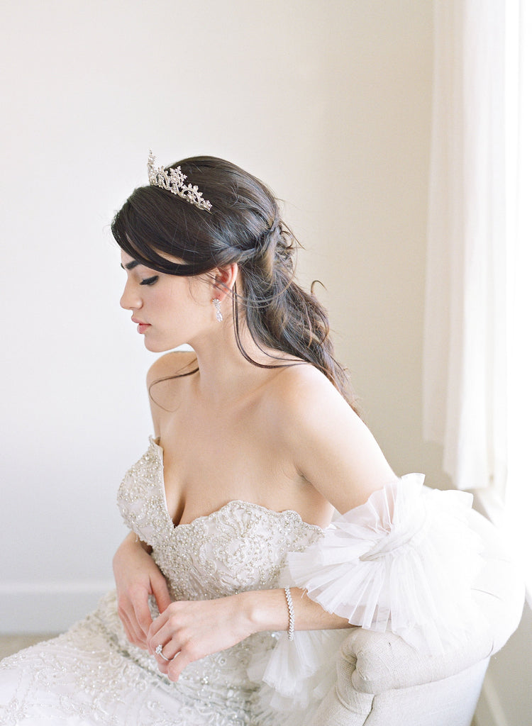 BIANCA Winter Wedding Tiara