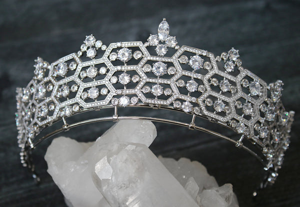 CAMILLA Royal Bridal Tiara