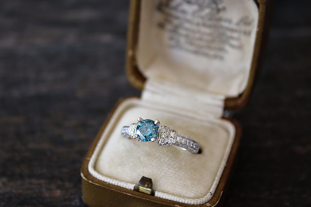 CARCASSONE Blue Diamond
