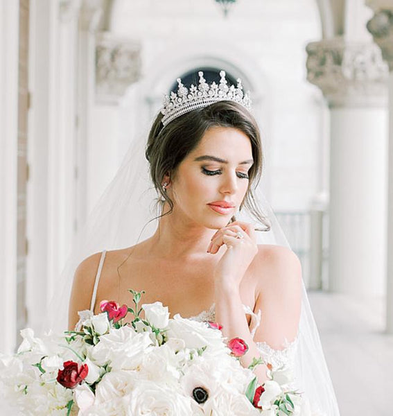 CATHERINE Bridal Crown