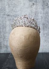 LEAVES of THE MANOR Wedding Tiara
