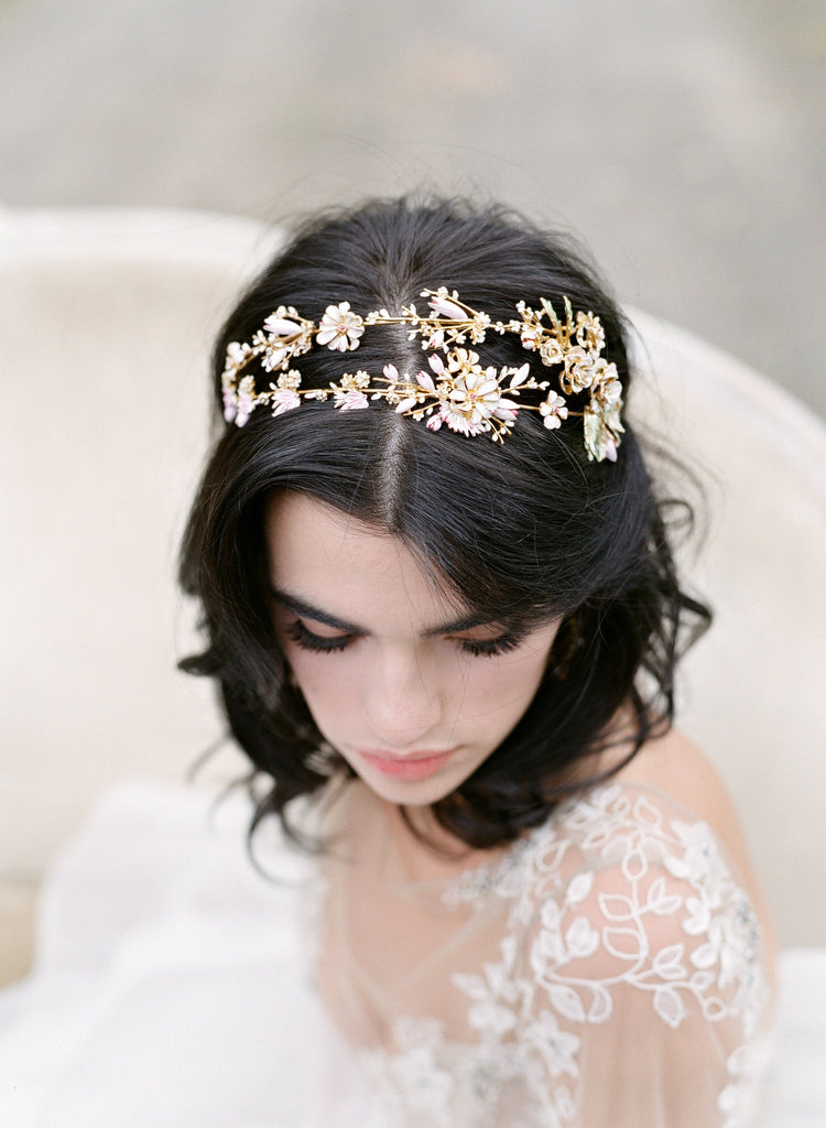 CLARINA Headpiece Tiara