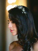 MARCELLA Bejeweled Celestial Headpiece
