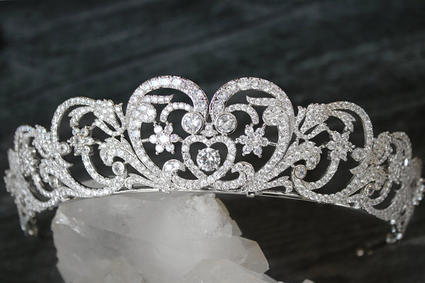 DIANA PRINCESS OF WALES Royal Bridal Tiara