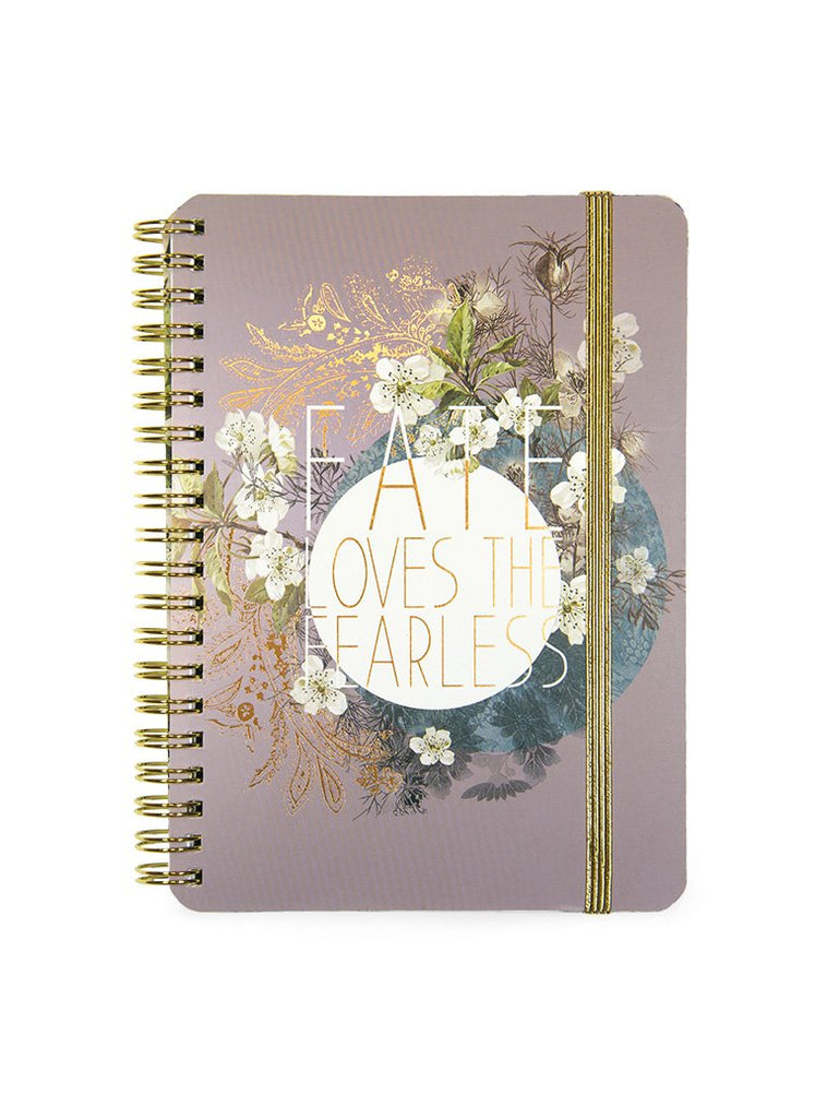 Fearless Fate Mini Decorative Notebook by PAPAYA