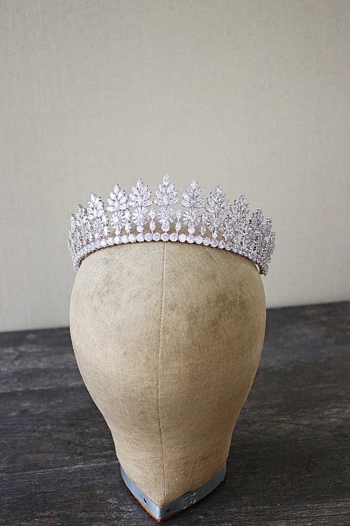 DUCHESS Wedding Tiara