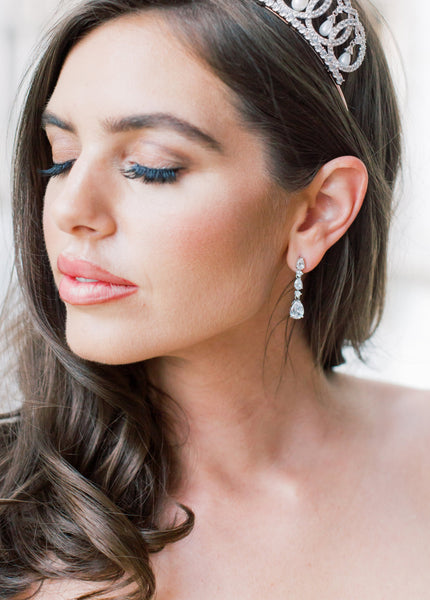 CATHERINE Bridal Earrings
