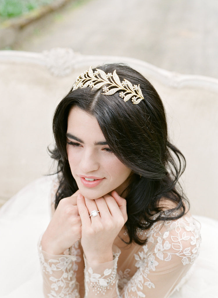 LADY MARY Downton Abbey Headpiece Tiara