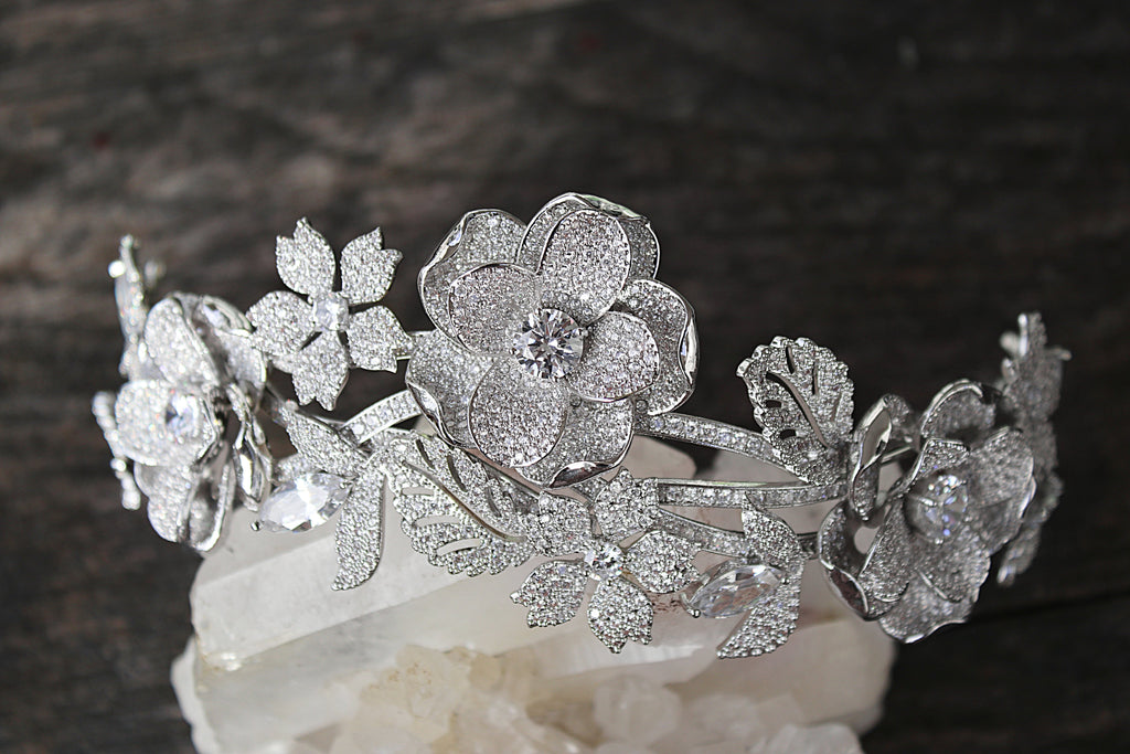 LENA Headpiece Tiara