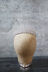 LUCREZIA Royal Bridal Crown