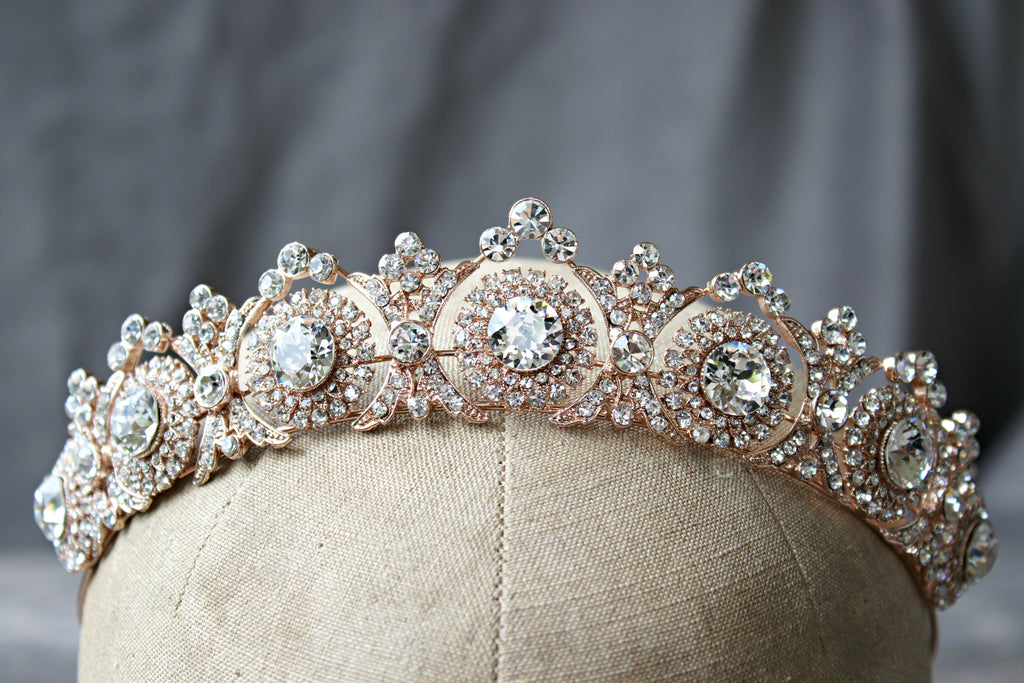 NOBLESSE Wedding Tiara