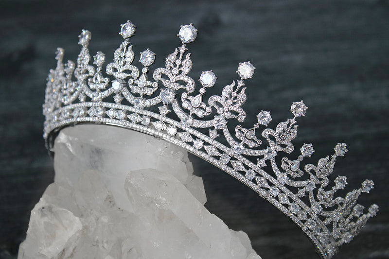 Wedding Tiara | EDEN LUXE Bridal