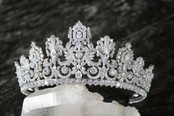 Bridal Crown | EDEN LUXE Bridal