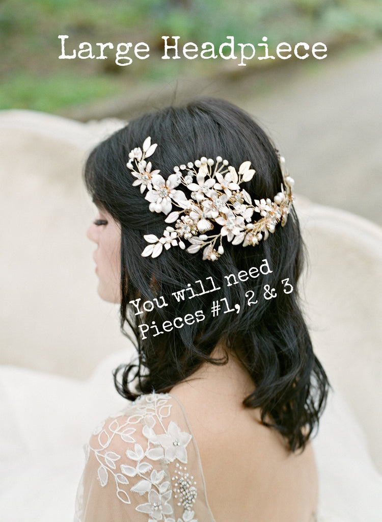 The PEYTON Headpiece Set