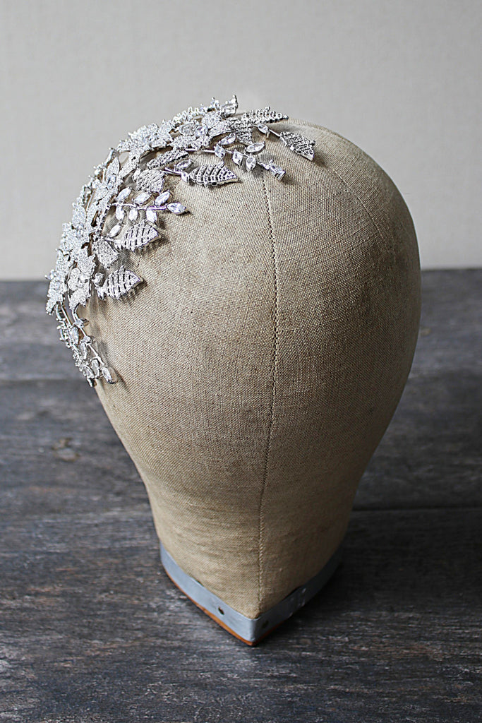 RINALDI Simulated Diamond Headpiece