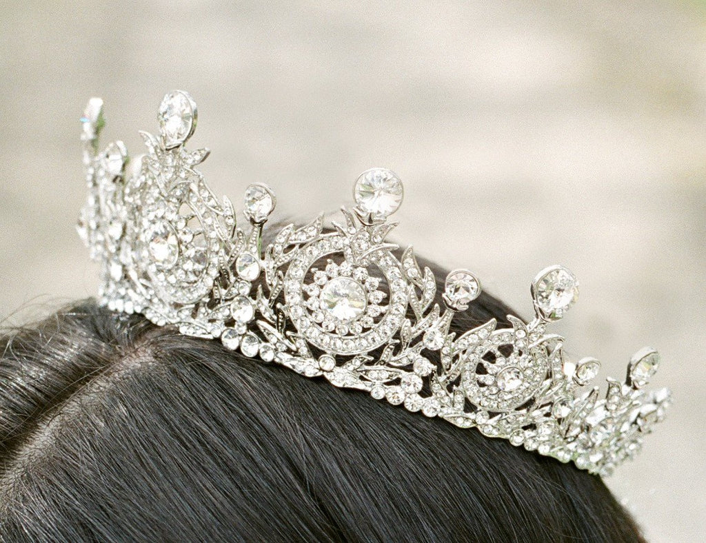 TANYA Full Bridal Crown
